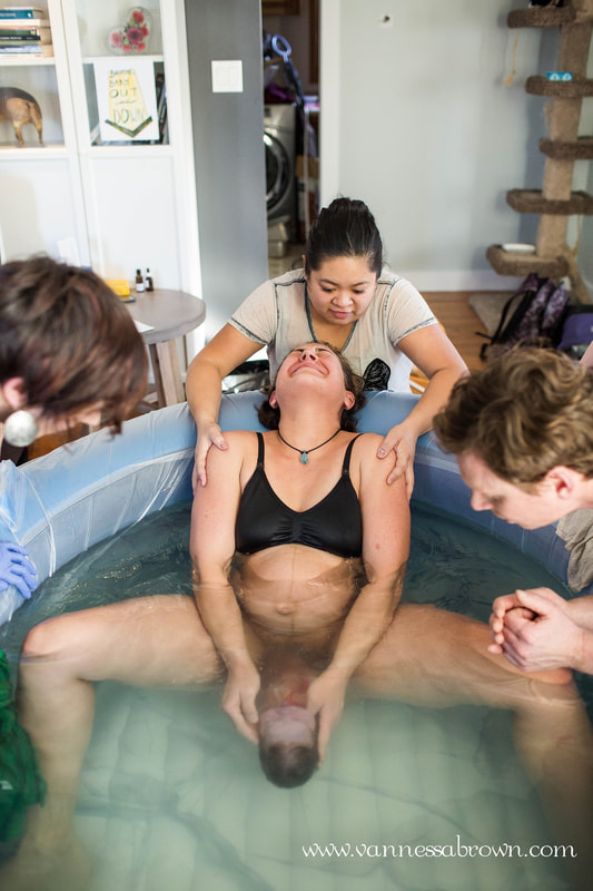 waterbirth homebirth